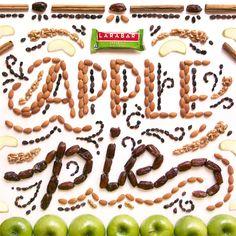 apple-pie-food-lettering - Becca Clason