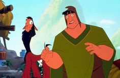 """The Emporer's New Groove: one of the best movies ever. """"cheese, me no likey."""""""