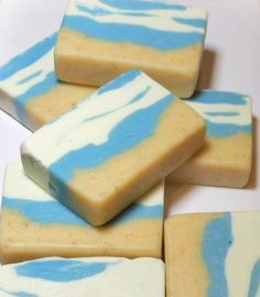 Beach Cocoa Butter Soap handcrafted and available at The Mermaid Apothecary on etsy.com  Compare to Bobbi Brown's Beach Fragrance.