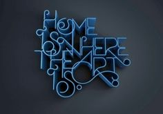 Typography by junger303
