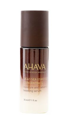 This skin serum is magic in a bottle. // Dead Sea Osmoter Concentrate by Ahava