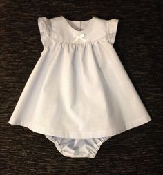 Baby Girl Dress diy