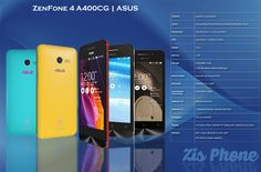 ZenFone 4 A400CG | ASUS | Zis Phone