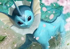 Tagged with art, pokemon, gaming, signyourdamnwork; Seen these? Here's the rest and the artist source. Cool Pokemon Cards, Cute Pokemon, Pokemon Memes, Pokemon Fan Art, Pokemon Original, Pokemon In Real Life, Pokemon Painting, Otaku, Sapphire Pokemon