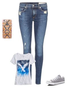 Sans titre #835 by harrystylesandliampayne on Polyvore featuring mode, American Eagle Outfitters, rag & bone, Converse and Casetify