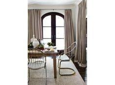 dining room design by Summerour Interiors, via Atlanta Homes ...