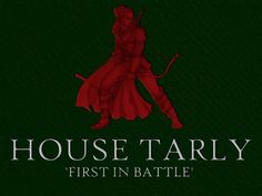 """House Hornwood """"Righteous in Wrath"""" Game of Thrones"""