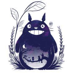 tonari no totoro Studio Ghibli Art, Studio Ghibli Movies, Hayao Miyazaki, Totoro Drawing, Totoro Merchandise, Desenho Tattoo, Girls Anime, My Neighbor Totoro, Howls Moving Castle