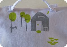http://www.emmayrob.com/la-casita-del-bosque/ Cecilia AE + Bla Bla Textiles
