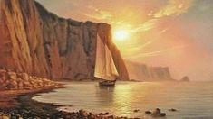 """Divagar entre PINTURAS e outras ARTES: O """"realismo romântico"""" do Pintor Sergei Stoev"""