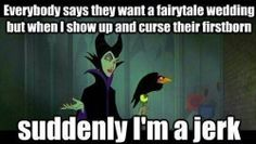 disney villians are way too awesome, and i just thought this was great...:)