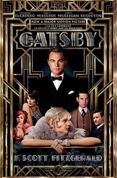 The Great Gatsby  gotta read before i see the new movie coming in theatres!