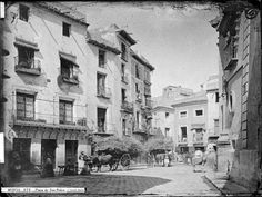 plaza s. pedro Pictures taken by J. Laurent in 1872 (Archive Ruiz Vernacci)Murcia: Business Center Metropolis Empire - Page 354 Spain Holidays, Andalusia, Seville, Spain Travel, Malaga, Granada, Best Hotels, Trip Planning, Street View