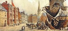 Liverpool 1811-1819 Henry was an American Merchant in Liverpool.