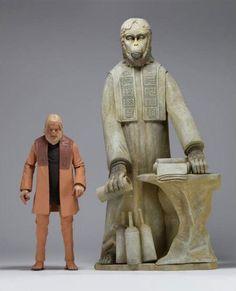 El Planeta de los Simios Statue Lawgiver 30 cm
