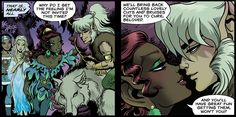 Scene from The Final Quest #2