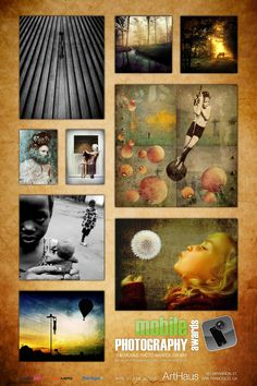 Upcoming Mobile Photo Awards Exhibits