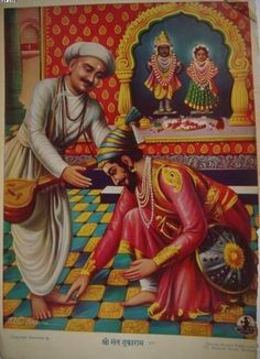 Popular Shivaji Maharaj and Sant Tukaram Wallpapers for free download