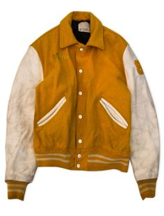 1970's Varsity Jacket Medium by KYC Vintage