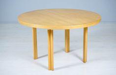 Alvar Aalto, jatkolevyllinen ruokapöytä