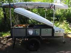 My little adventure trailer. Two year build. - Expedition Portal