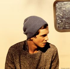 lt 3 a guy in a slouchy hat Guys In Beanies 6cade3a11dd