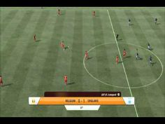 england vs belgium fifa12 ps3