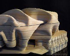 Thomas Heatherwick exhibit @ V&A London Thomas Heatherwick, Modern Architecture, London, Model, Exhibit, Image, Cathedral, Designers, Google Search