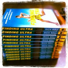 Pre-release galley copies of my book just in from @Crown Publishing - stoked!