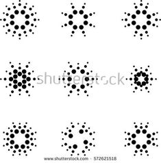Find Abstract Symbols Logo Icon Vector Graphic stock images in HD and millions of other royalty-free stock photos, illustrations and vectors in the Shutterstock collection. Dot Art Painting, Rock Painting Designs, Mandala Painting, Painting Patterns, Mandala Art, Stone Painting, Mandala Painted Rocks, Mandala Rocks, Mandala Pattern