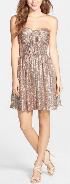 Blush sparkles