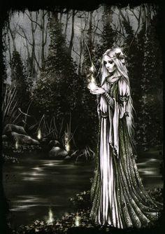 Victoria Frances - Stone Tears - Virgins Of The Lake 20 Gothic Vampire, Vampire Art, Vampire Girls, Gothic Horror, Gothic Art, Gothic Beauty, Vampires, Dali Paintings, Luis Royo