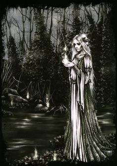 Victoria Frances - Stone Tears - Virgins Of The Lake 20