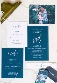 Save the Date and Wedding Invitation Suite >> minimal design meets hand lettering. Save the date cards, wedding invitation inspiration. Invitation Paper, Printable Wedding Invitations, Wedding Invitation Design, Wedding Stationary, Wedding Paper, Wedding Cards, Save The Date, Ultimate Wedding Gifts, Informal Weddings