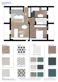 Interior Design Presentation, Sketch Photoshop, Interior Rendering, Graphic Design Print, Detailed Drawings, Designs To Draw, Architecture Design, Floor Plans, Flooring
