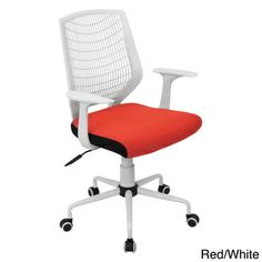 Network Contemporary Office Chair | Overstock.com Shopping - The Best Deals on Office Chairs