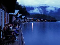 ross lake resort- National park lodges: Five hidden gems National Park Lodges, Us National Parks, Grand Teton National Park, Oregon Travel, Travel Usa, Places To Travel, Places To Visit, Honeymoon Vacations, Summer Vacations