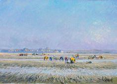 Daniel Sannier peintre picard