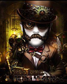 Steampunk Tendencies http://on.fb.me/V0gF3K   via Facebook ✿  ✿  ✿. ✿