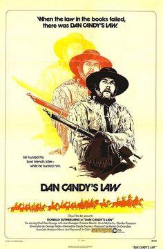Dan Candy's Law (aka Alien Thunder) Movie Poster
