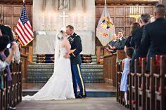 West Point Cadet Chapel Destination Wedding.