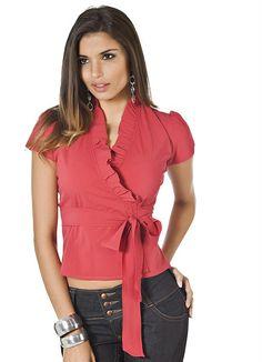 48989275bb modelos de blusas de malha estilosas - Pesquisa Google