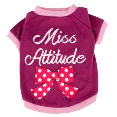 "Grreat Choice® ""Miss Attitude"" Tee❤️"