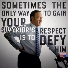 House of Cards Quotes : Photo