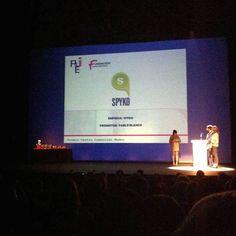 Premios AJE Asturias 2014 Moodo Spyko