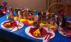 Finding the extraordinary in the ordinary: Wonder Woman Party Recap Girl Birthday, Birthday Parties, Birthday Ideas, Comic Party, Girl Superhero Party, Wonder Woman Party, Ladies Party, Our Girl, The Ordinary