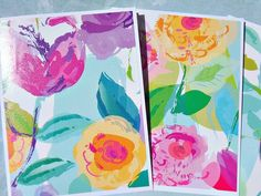 Floral Thank You Cards Set of 6, Gift for Gardener, Baby Shower Thank You Notes, Floral Stationery, Summer Greeting Cards, Birthday Gift, wp Thank You Notes, Thank You Cards, Baby Shower Thank You, Purple Lilac, Paper Cards, Note Cards, Card Stock, Birthday Gifts, Stationery