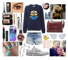 """""""Said Too Much"""" by qwerty-16-polyvore ❤ liked on Polyvore featuring Steve J & Yoni P, Converse, Marc Jacobs, Marc by Marc Jacobs, Kate Spade, Sun Buddies, Olivia Burton, FOSSIL, Casetify and Givenchy"""