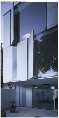 ODOS Architects - Grangegorman Villas [passive vent]
