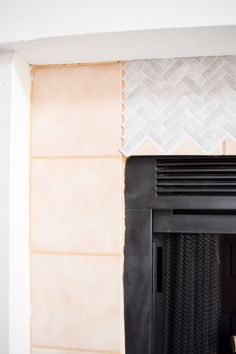 Hi Everyone! After the overwhelming popularity of the just the first step of our Fireplace Makeover: Making a Fireplace Look Permanently Clean, I thought it was high time I share with you the second part of our Amazing Fireplace Makeover. Now what you may or may not know about us,…